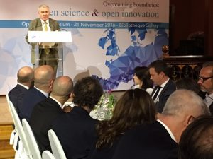"Öppningssymposium för ""the Guild of European Research Intensive Universities"""