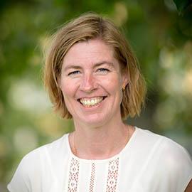 Porträtt Anna Rutgersson