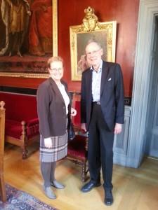 Eva Åkesson och Bo Eklöf.
