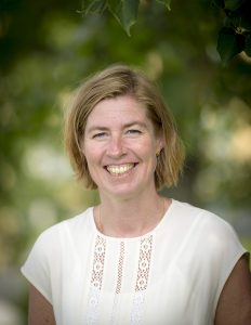 Anna Rutgersson, rektorsråd för hållbar utveckling.
